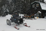 Model T Snowmobile Club's 20th National Meet 2019 Forestport NY