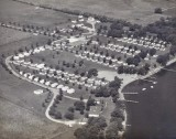 Aerial view Vacation Village