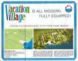 Vacation Village brochure