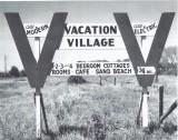Vacation Village Highway Sign