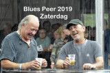 Blues Peer 2019  --  Zaterdag