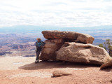 Canyonlands NP - Grand View Point Overlook trail (2018)