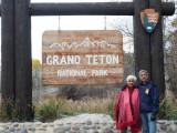 Grand Teton National Park - October 2019