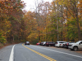 Road outside Catoctin Moutain Park