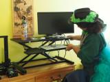 Adjustable Standing Work desk