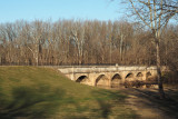 January 10th - At the Moncacy Aqueduct