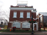 The Old Manassas Town Hall