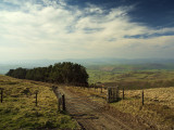 From Wynford Vaughan-Thomas viewpoint