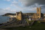 Aberystwyth from Castle