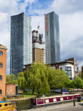Manchester Skyscrapers