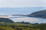 Barmouth from Cregennan Lakes