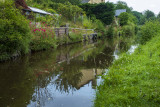 Rustic canal