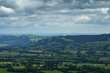 North west from the Skirrid
