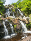 Rhiwargor Falls