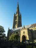 St. Wulfram's Church, Grantham