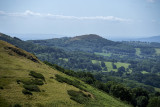 Towards the Herefordshire Beacon