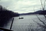 fishing at Radnor Lake