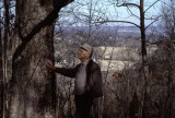 Albert F. Ganier on Backbone Ridge