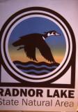 Radnor logo on sign
