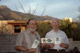 Mack Prichard with Dr. Dennis Patton