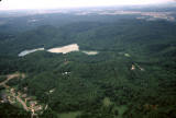 Radnor Lake aerial
