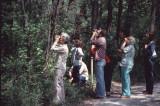 TOS birding group at Radnor Lake