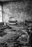 Pripyat - Hospital (Lobby)