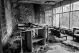 Pripyat - Hospital Reception