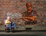 Doug @ Graffitied Wall