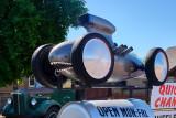 Torpedo Mini-Muffler Car