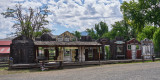 Keystone Junction Wild West Town Facade