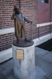 Guppo the Clown Statue