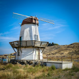 Broken Mystery Windmill