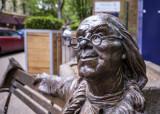 Ben Franklin Statue