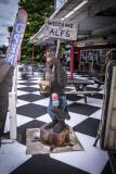 Alf's Ice Cream, Burgers, and Monkey