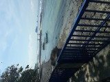 Beach in Candi Dasa