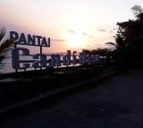 Evening at Candi Dasa