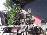 The alley to Hotel Oka Wati. Ubud