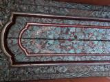The door to the terrace. Hotel Oka Wati. Ubud