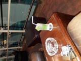 From the Cigar Bar at Dubai International Airport