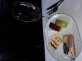Cheese and port, Thai Airways B 777