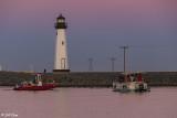 Discovery Bay Lighthouse  2J