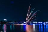 Beaver Bay Fireworks  4J