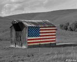 Vasco Road Flag Barn  2