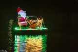Willow Lake Lighted Boat Parade  80