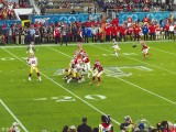Super Bowl 54, San Fran 49ers vs Kansas City Chiefs  1