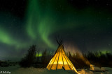 Northern Lights of Churchill Canada