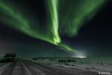 Northern Lights over Churchill  1