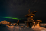 Northern Lights over Inuksuk  42
