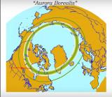 Aurora Borealis Polar Oval  1